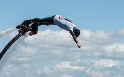 Flyboarden bij FlyboardWorld