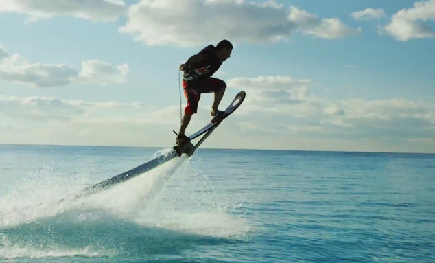 FlyboardWorld Hoverboard Amsterdam Zapata