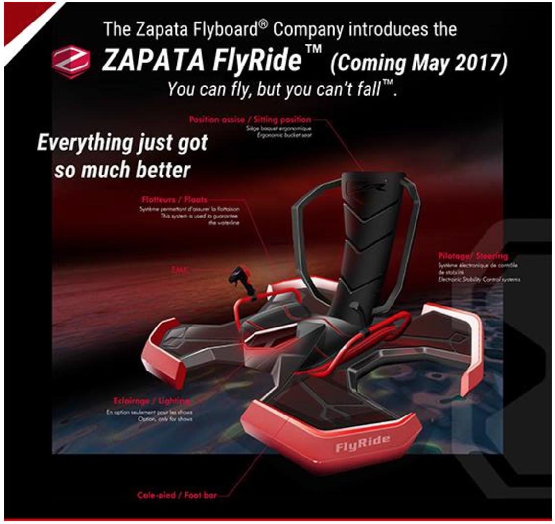 Zapata FlyRide 2017