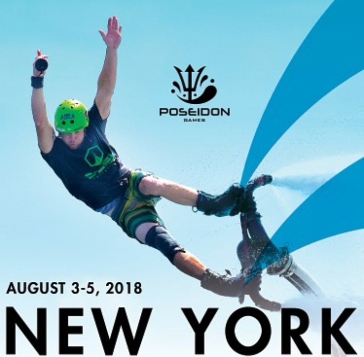 Flyboard World Tour Poseidon games 3